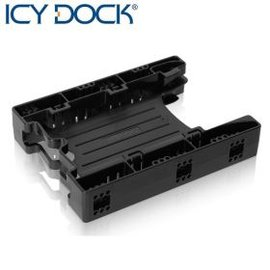 ICY DOCK雙2.5吋SSD HDD套件 轉接架