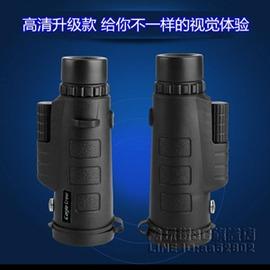 高清高倍 單筒望遠鏡可手機拍照微光夜視看演唱會便攜式軍~韓風館~