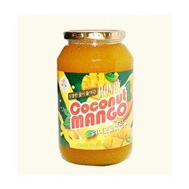 蜂蜜椰果芒果茶 1kg