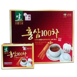 百分百紅蔘茶 0.7g^~80包