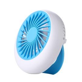 自由角落小風扇迷你電扇可充電USB大風力學生宿舍靜音便攜隨身桌面電風扇