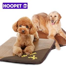 狗狗墊子可拆洗夏天涼席睡墊泰迪狗窩貓涼墊降溫用品 寵物冰墊~Dudubobo~