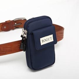 自由角落博格特5.5寸手機包男士穿帶腰包多 包迷你小掛包