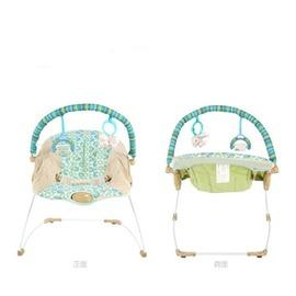 寶寶搖椅新生兒安撫椅搖籃床出口美國震動多 嬰兒躺椅~型男株式會社~