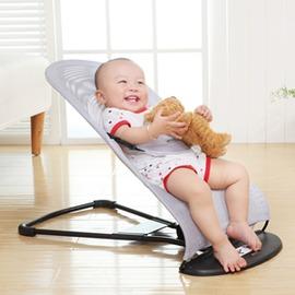 哄睡椅子嬰兒搖椅搖籃寶寶安撫椅躺椅搖搖椅睡籃搖床搖籃椅平衡哄睡igo~浪漫衣櫥~
