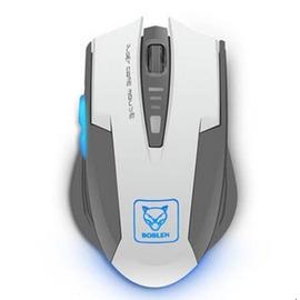 筆記本電腦可充電無線遊戲滑鼠女生靜音無限光電mac~型男株式會社~