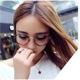 男女款成品近視眼鏡配有度數眼鏡框架0~600度~型男株式會社~