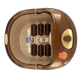 暖沁足浴盆全自動按摩洗腳盆足浴器泡腳桶電動加熱足療家用深桶~3C 科技館~