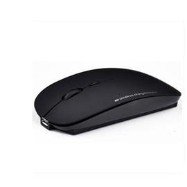 無聲靜音無線遊戲鼠標可充電相容蘋果電腦滑鼠~3C 館~