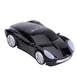 冰狐Q4跑車充電無線滑鼠汽車無線靜音滑鼠可充電滑鼠跑車 ~3C 科技館~