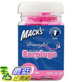 美國直購  Mack s Mac~6307 Ear Care Dreamgirl Sof