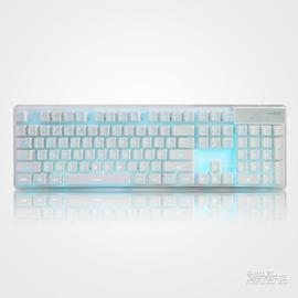 ~Dudubobo~AK6幻彩水晶機械手感筆記本電腦遊戲電競背光鍵盤