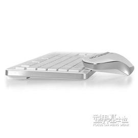 ~Dudubobo~CS6500無線鍵鼠套裝巧克力鍵盤鼠標套件臺式筆記本電腦