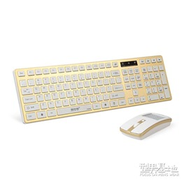 ~Dudubobo~K6plus無線遊戲鍵盤鼠標套裝手寫靜音省電超薄平板