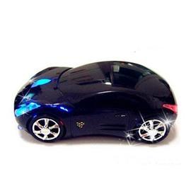 法拉利跑車無線滑鼠無聲靜音可愛 男女生臺式電腦筆記本滑鼠~型男株式會社~