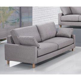 ~奇威居家 館 ~~D17131~4~巴斯卡布沙發三人椅 單人座 雙人座 傢俱 請洽詢