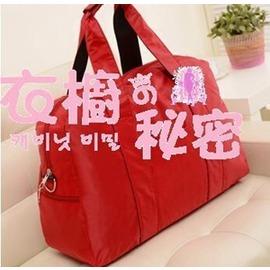 大容量男女士手提旅行包折疊長短途行李包旅遊包袋單肩大包包旅行袋~浪漫衣櫥~