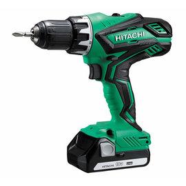 Hitachi日立 18V充電式震動電鑽DV18DJL★22段扭矩調定★可變速度★電子式煞車