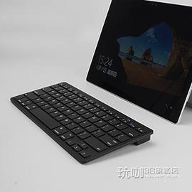 千業無線藍牙鍵盤蘋果iPad微軟安卓手機平板電腦超薄迷你小鍵盤igo~型男株式會社~