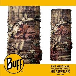 ∥萬特戶外 休閒∥ BUFF 西班牙魔術頭巾 POLAR保暖系列  針葉樹林 橡樹迷彩