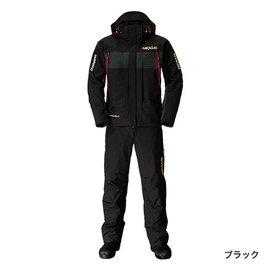 ◎百有釣具◎SHIMANO NEXUS·DS 防護服 RT-125P 釣魚套裝 現貨黑色 可刷卡 免運費