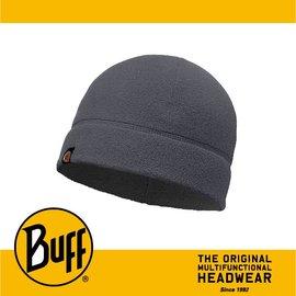 ∥萬特戶外 休閒∥ BUFF 西班牙魔術頭巾 POLAR保暖系列 保暖帽 ^~素面灰^~