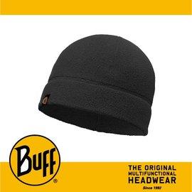 ∥萬特戶外 休閒∥ BUFF 西班牙魔術頭巾 POLAR保暖系列 保暖帽 ^~素面黑^~