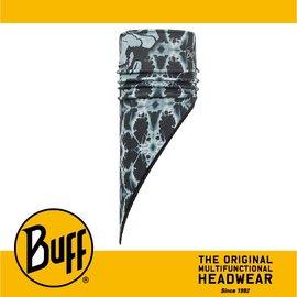 ∥萬特戶外 休閒∥ BUFF 西班牙魔術頭巾 POLAR保暖系列 斜三角巾 ^~黑夜骷髏^