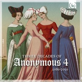 HMU907570 匿名四人組30週年 專輯 Three Decades of Anony
