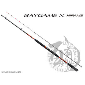 ◎百有釣具◎SHIMANO BAYGAME X HIRAME 船竿 規格M270(24969) 限量到貨