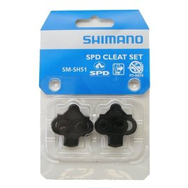 速度公園 貨 SHIMANO SPD CLEAT SET SM~SH51 SPD 固定式登