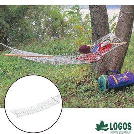 ~ LOGOS~ 豪華輕量化吊床 網  出遊.登山露營.海灘.工地.居家皆 _732920