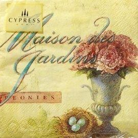 Cypress餐巾紙^(M^)~La maison sec FleursFleurs de