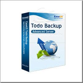 EaseUS Todo Backup Advanced Server 10.5 單機下載版