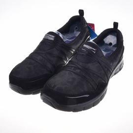 Skechers  (女) 時尚休閒系列 Synergy  慢跑鞋-黑 11962BBK