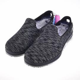 Skechers  (女) 健走系列 GO Flex 健走鞋-黑 14015BKW