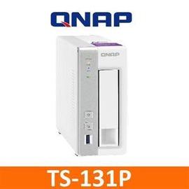 ~綠蔭~全店~QNAP TS~131P 儲存伺服器