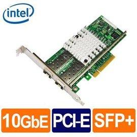 ~人言水告~Intel E10G42BTDA ^(10 GbE^)光纖雙埠盒裝伺服器網卡^