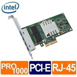 ~人言水告~Intel E1G44HT 銅線4埠盒裝伺服器 卡 ~預計交期20天~