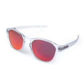 OAKLEY LATCH 運動休閒兩用太陽眼鏡(免運 附鏡袋無鼻墊 慢跑 抗UV【98341444】≡排汗專家≡