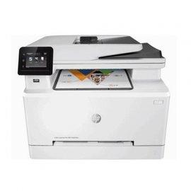 HP Color LaserJet Pro M277dw無線雙面觸控彩雷複合機~傳真 影印