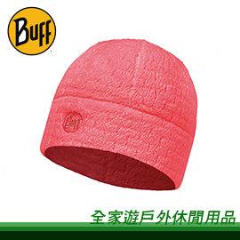 ~新竹全家遊~㊣ BUFF 西班牙 胭脂紅格絨 THERMAL PRO保暖帽 BF1109