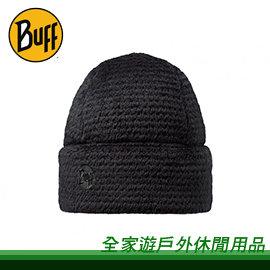 ~新竹全家遊~㊣ BUFF 西班牙 烏鴉黑格絨 THERMAL PRO保暖帽 BF1109