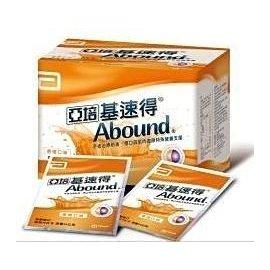 【亞培】基速得Abound 【香橙口味】(30包/盒)