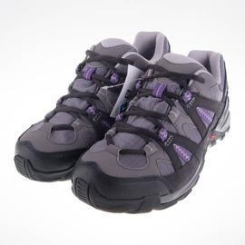 salomon  女 ESCAMBIA GTX低筒登山鞋-藍/丈青/紫 L38139700