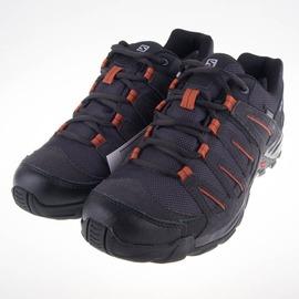 salomon  男 TASMAN 2 GTX 低筒登山鞋-丈青/黑/灰 L38139800