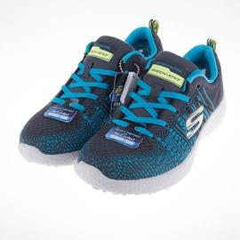 Skechers  Burst系列 兒童慢跑鞋-丈青 97303LCCTL