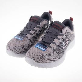 Skechers  Burst系列 兒童慢跑鞋-灰 97303LGYCC