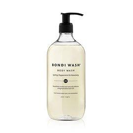 澳洲 Bondi Wash Body Wash Sydney Peppermint & Rosemary 500ml, 個人清潔系列 沐浴露 雪梨薄荷&迷迭香口味