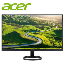 ~人言水告~Acer R241Y 24型 FullHD 纖薄邊框型寬螢幕顯示器~預計交期3